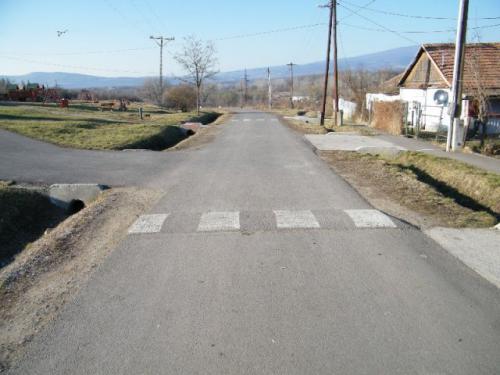 Arany J. utca - Ady Endre utca felújítás